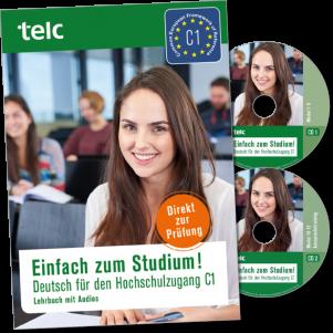Einfach besser 500! Deutsch für den Beruf B2 Coursebook with integrated workbook