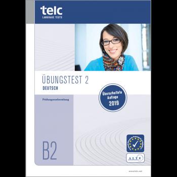 telc Deutsch B2, Übungstest Version 2, Heft