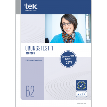 telc Deutsch B2, Übungstest Version 1, Heft