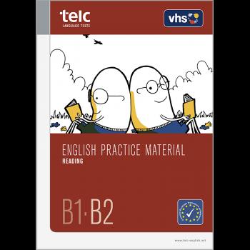 English Practice Material B1-B2 Reading, Arbeitsheft (inkl. Audio-CD)