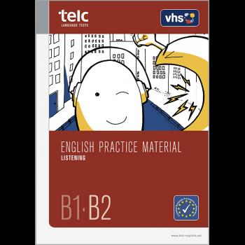 English Practice Material B1-B2 Listening, Arbeitsheft (inkl. Audio-CD)