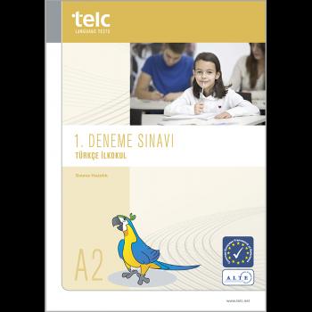 telc Türkçe A2 İlkokul, Übungstest Version 1, Heft