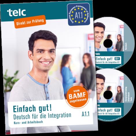 Start Deutsch 1, Testspezifikationen