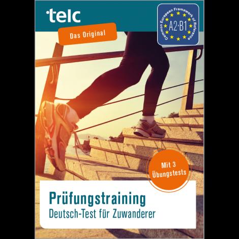 Prüfungstraining Deutsch-Test für Zuwanderer