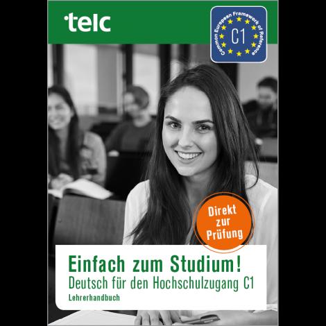 Einfach zum Studium! Deutsch für den Hochschulzugang C1 Lehrerhandbuch (PDF)