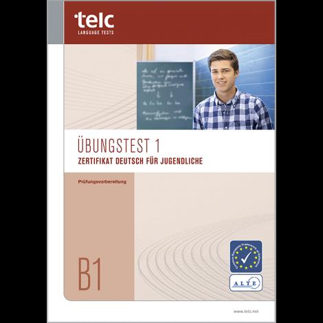 Zertifikat Deutsch B1 für Jugendliche, Übungstest Version 1, Heft