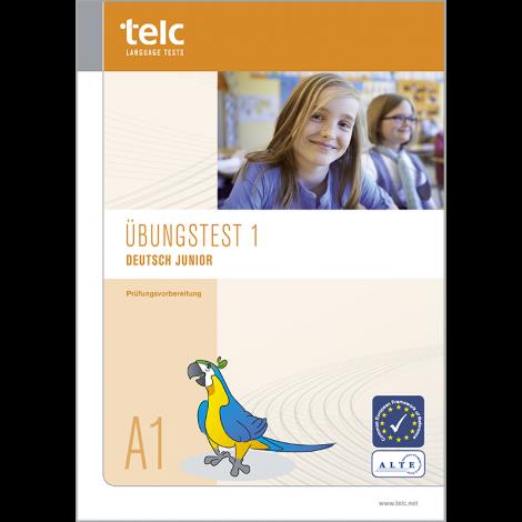telc Deutsch A1 Junior, Übungstest Version 1, Heft