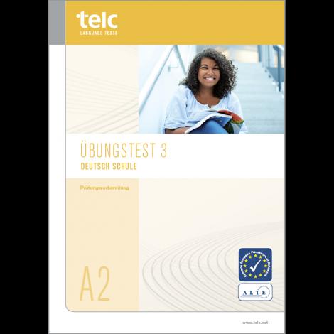 telc Deutsch A2 Schule, Übungstest Version 3, Heft