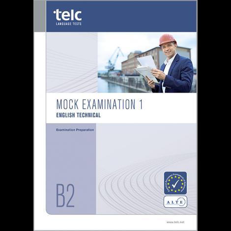 telc English B2 Technical, Übungstest Version 1, Heft