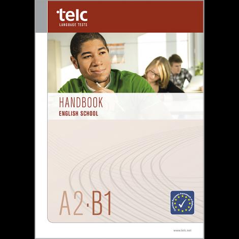 telc English A2-B1 School, Prüfungshandbuch