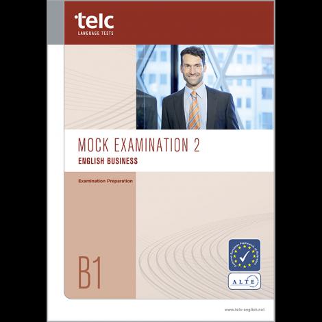 telc English B1 Business, Übungstest Version 2, Heft
