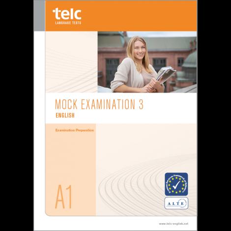 telc English A1, Übungstest Version 3, Heft