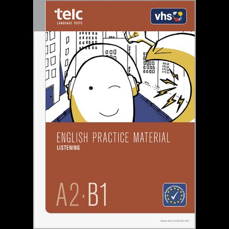 English Practice Material A2-B1 Listening, Arbeitsheft (inkl. Audio-CD)