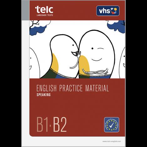 English Practice Material B1-B2 Speaking, Arbeitsheft (inkl. Audio-CD)