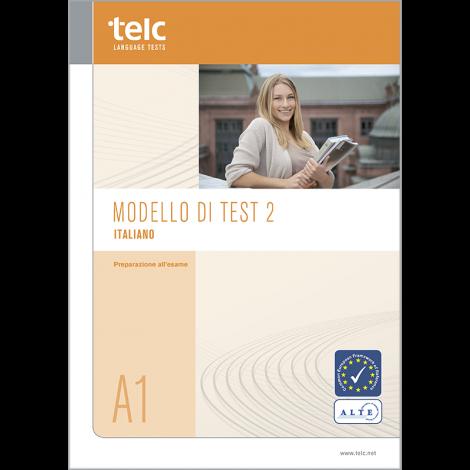 telc Italiano A1, Übungstest Version 2, Heft