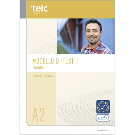 telc Italiano A2, Übungstest Version 1, Heft