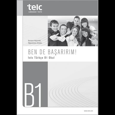 Ben de Başarırım, Trainingseinheiten telc Türkçe B1 Okul, Trainerhandreichung (inkl. Audio-CD)