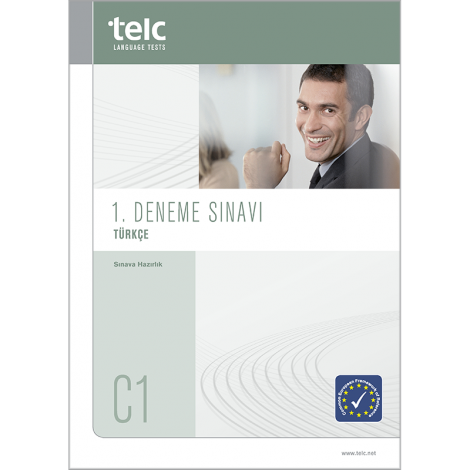 telc Türkçe C1, Übungstest Version 1, Heft