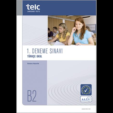 telc Türkçe B2 Okul, Übungstest Version 1, Heft