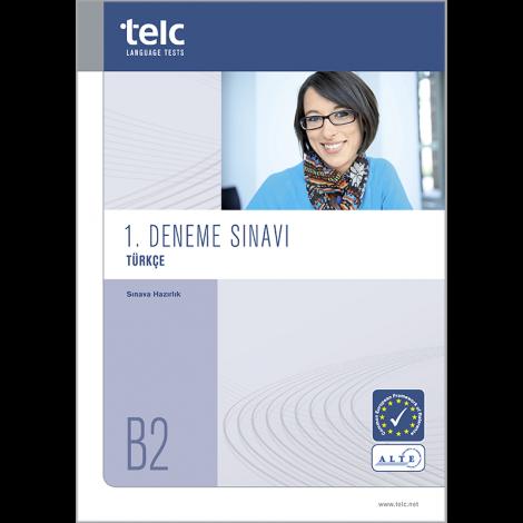 telc Türkçe B2, Übungstest Version 1, Heft