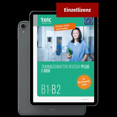 Trainingseinheiten Deutsch B1·B2 Pflege E-Book Einzellizenz